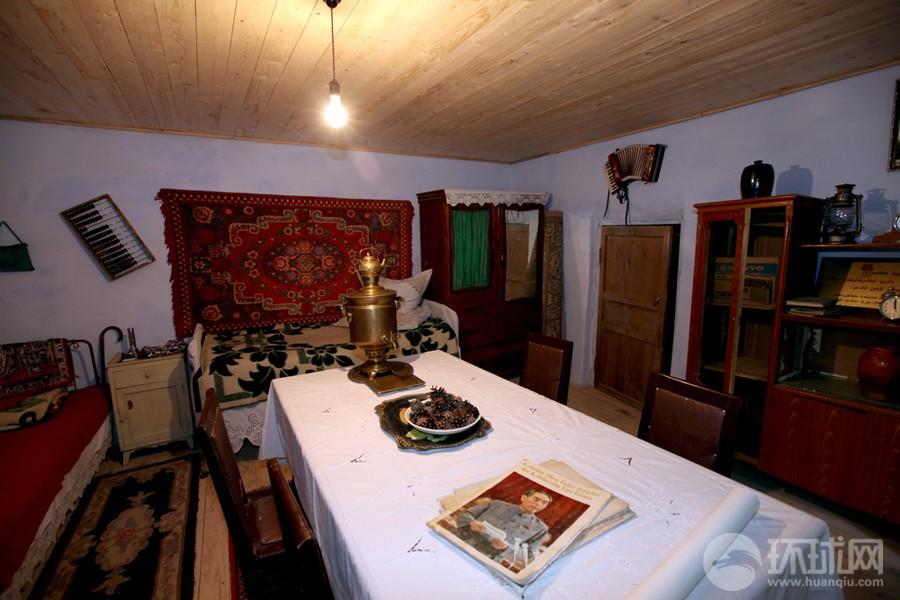 走進塔城市民宿家庭 感受塔塔爾族風情文化圖片