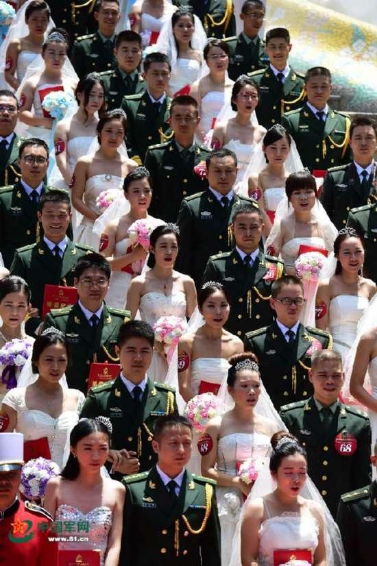 88周年 功勋军人的浪漫婚礼