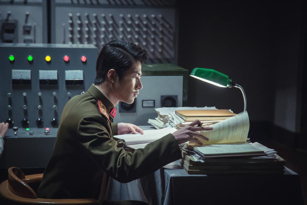 电视剧《解密》将收官 陈学冬完成角色蜕变