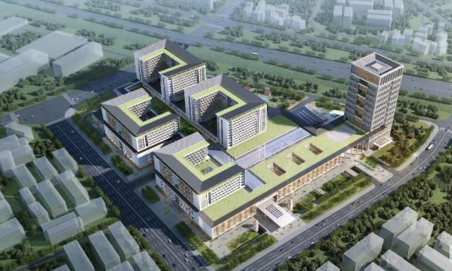 设计单位:深圳市建筑设计研究总院有限公司医疗建筑研究院 设计特点:本项目位于城市中心,面临项目用地较小,周边建筑密度较高,交通流量较大,分期建设布局等多个设计难点,而本方案以人性化、多中心、双街式、高效能、灵活型和新中式六个设计特色重建了疗愈型医疗建筑的新标准。 9 深圳市南山区人民医院改扩建工程