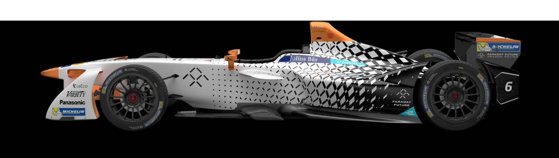 龙��e�:,^��~K����_法拉第未来龙之队formula e赛车发布