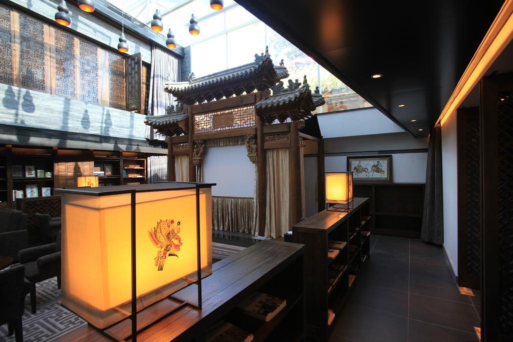 Beijing Shichahai Arte de Sombras Hotel