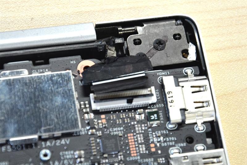 小米笔记本CD纹螺丝拆解,小米笔记本Air拆解图文教程