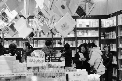 北京两家新华书店新开张 实体书店回暖
