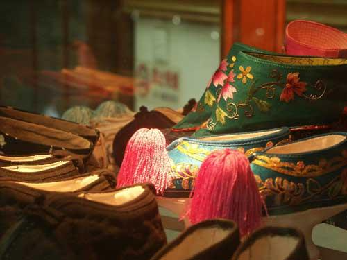 Le costume chinois