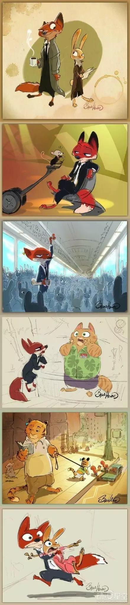 游戏 游戏资讯 正文   迪士尼的新作动画电影《疯狂动物城》在最近