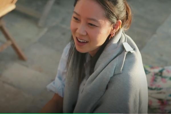 """六合彩开奖孔孝真的""""诗与远方"""" 素颜自制真人秀今日播出【组图】"""