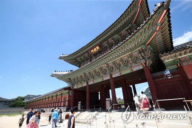 韩国古宫王陵将在中秋节假期免费开放
