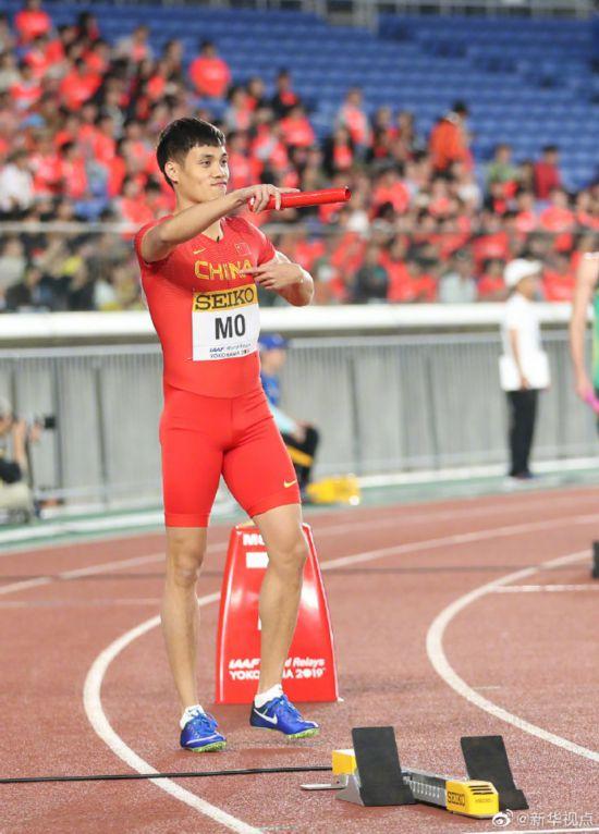 打破亚洲纪录!中国队晋级男子4X200米接力决赛