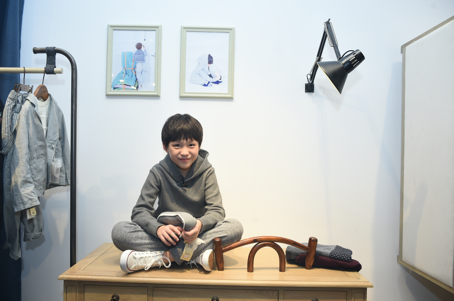 江南布衣集团推出青少年设计师品牌pomme de terre(蓬马的袋荷)