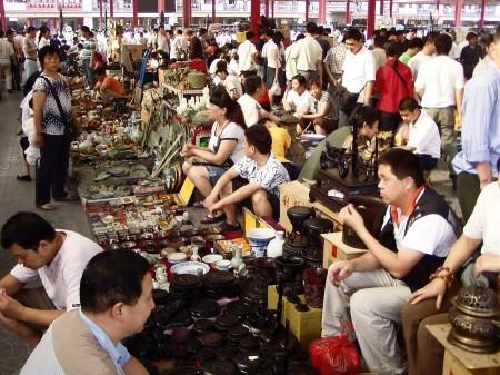 Directorio de tiendas y mercadillos para ir de compras