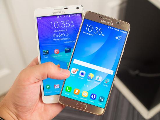 三星GalaxyNote5和GalaxyS6Edge +双卡双待�|价格5288和6