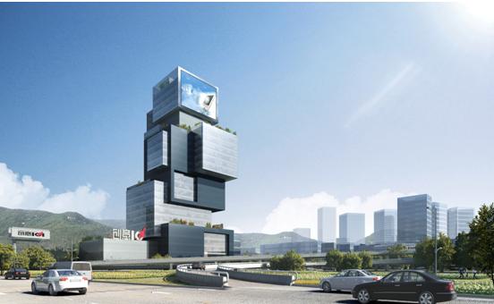 (深圳创意101总部大楼资料图)图片