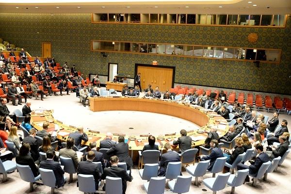 中国常驻联合国代表重申政治解决是叙利亚问题的唯一出路