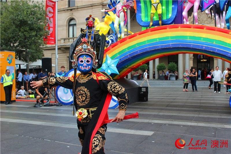 「悉尼街頭品鑒中國民俗表演共慶歡樂春節」的圖片搜尋結果