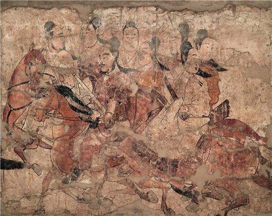 山西古代壁画上海展出